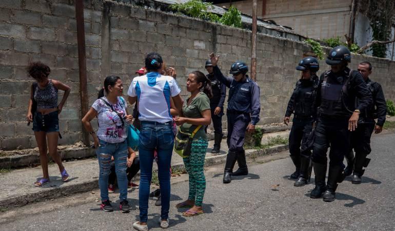 Incendios Venezuela: 5 policías detenidos por muerte de 68 personas en comisaría de Venezuela