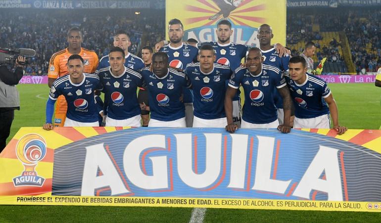 Once Caldas 0-1 Millonarios Liga Águila: Millonarios se sacudió en Manizales y volvió a ganar luego de cinco juegos
