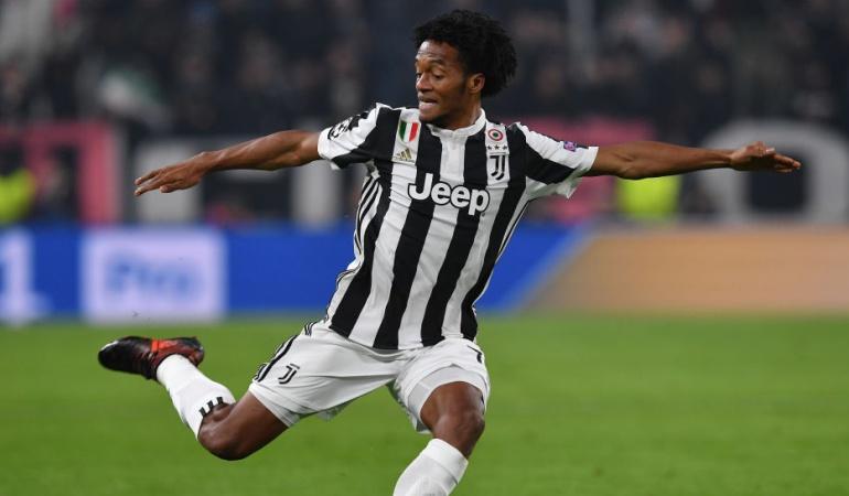 Cuadrado Allegri Juventus lesión: Cuadrado será suplente este sábado contra Milan: Allegri, DT de Juventus