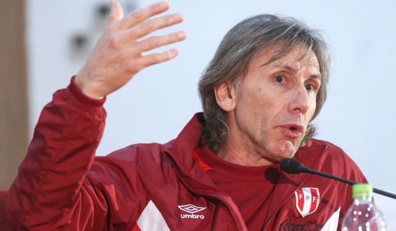 Federación Peruana de Fútbol Gareca: Federación Peruana de Fútbol tiene como prioridad renovar a Gareca