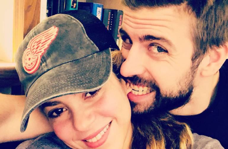Shakira, Gerard Piqué: De esta manera, Piqué desmiente los rumores de su separación con Shakira