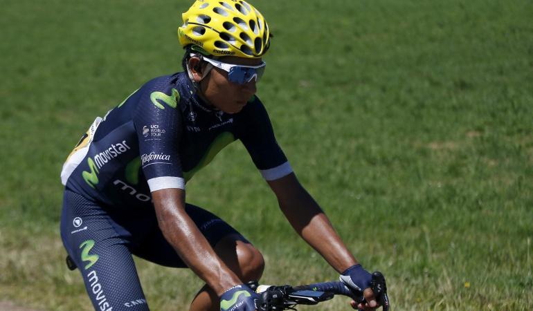 Vuelta al País Vasco Nairo Quintana: La Vuelta al País Vasco es una carrera especial para mí: Nairo Quintana