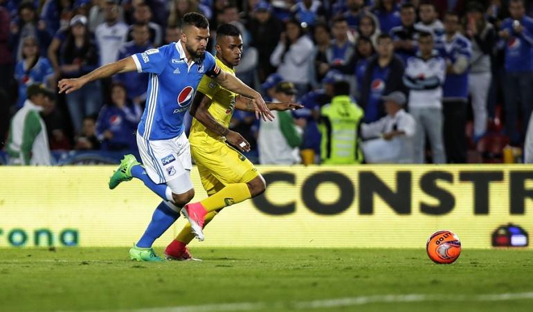 Millonarios - Bucaramanga Liga Águila: Millonarios recibe a Bucaramanga en la lucha por un lugar entre los ocho