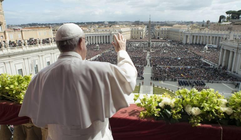 El mensaje pascual del papa se centra en venezuela siria y Corea: Venezuela y Siria, ejes del mensaje del papa en Domingo de Resurrección