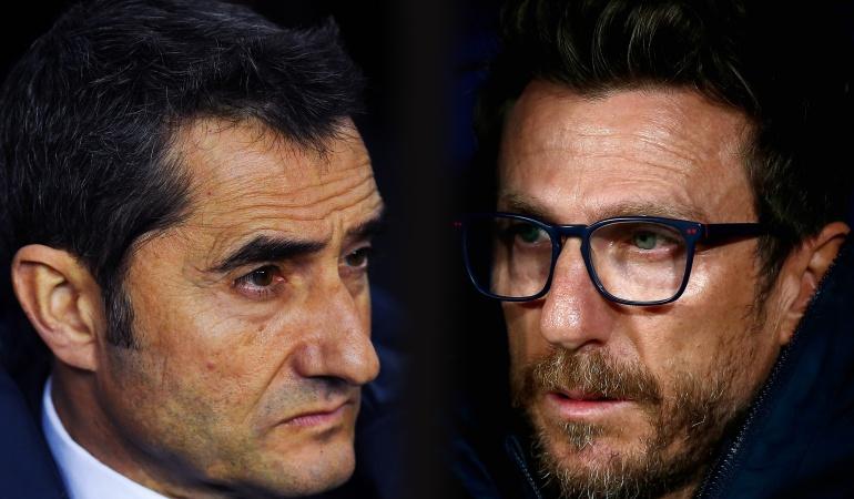 Barcelona Roma: Barcelona quiere sentenciar la serie ante la Roma en el Camp Nou