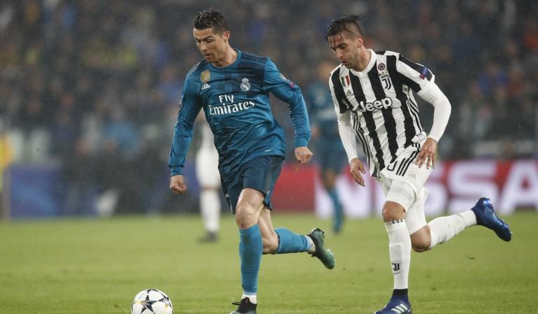 Juventus Real Madrid: Real Madrid se impone en Turín y golea a la Juventus