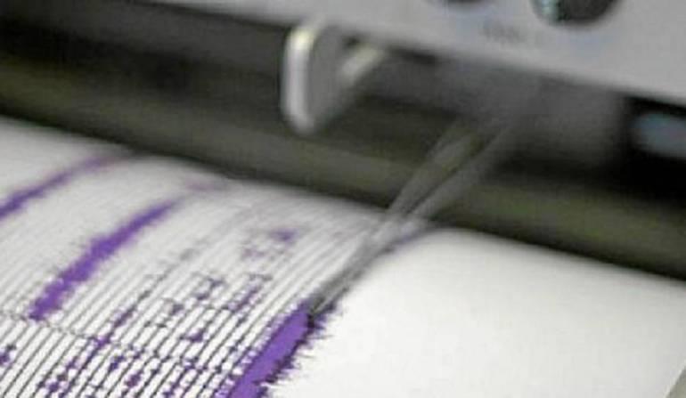 Reportan sismo de magnitud 6.0 en El Salvador