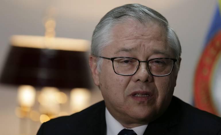 José Luis Barceló, presidente de la Corte Suprema de Justicia.
