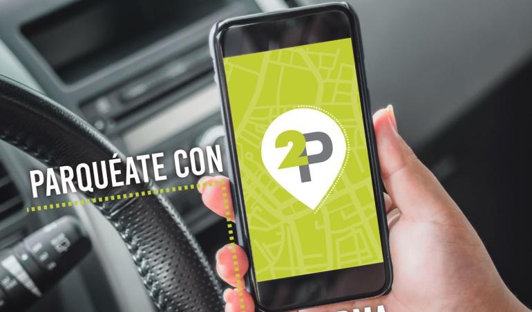 Aplicación de parqueaderos en línea: 2Park la aplicación que le permite reservar parqueaderos en línea