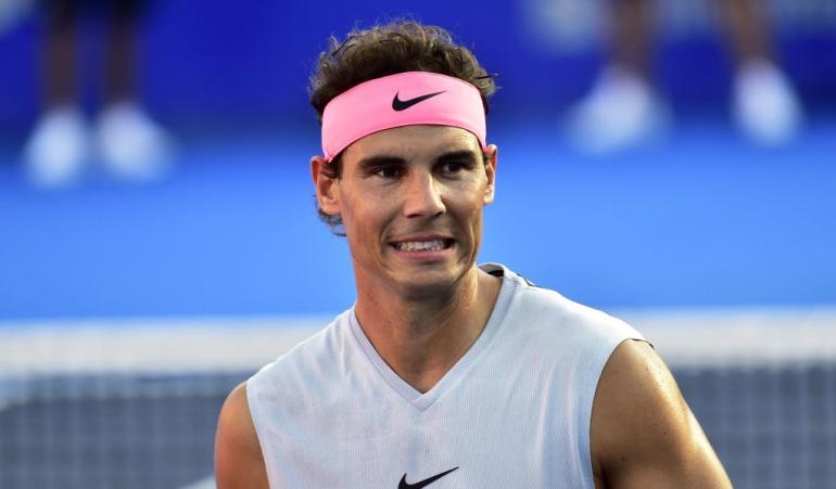 Rafael Nadal sano Copa Davis: Nadal está sano, las sensaciones son positivas: Capitán de Copa Davis