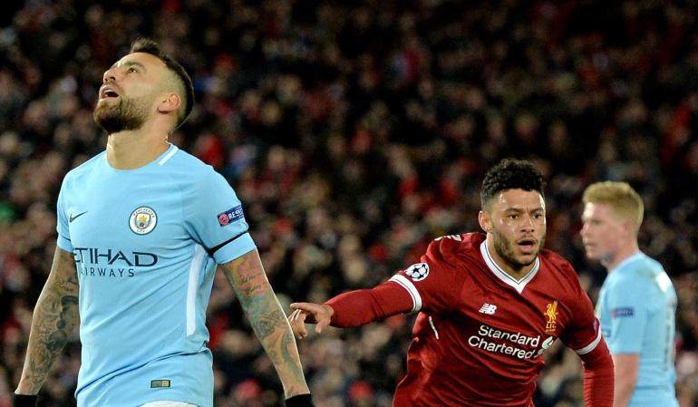 Liverpool Manchester City Liga de Campeones: Sorpresa en Anfield: Liverpool golea al City de Guardiola