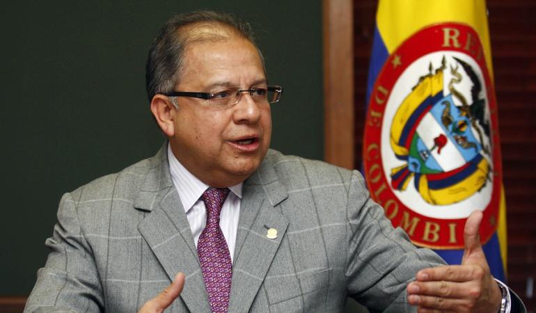 Exmagistrado Camilo Tarquino a interrogatorio por investigación en la Rama Judicial