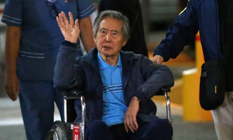 Alberto Fujimori - Archivo
