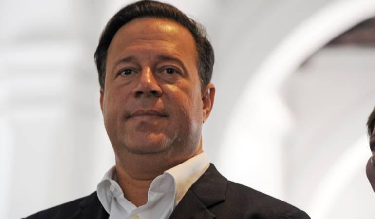 Juan Carlos Varela / Presidente Panamá