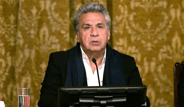 Lenin Moreno - Presidente Ecuador