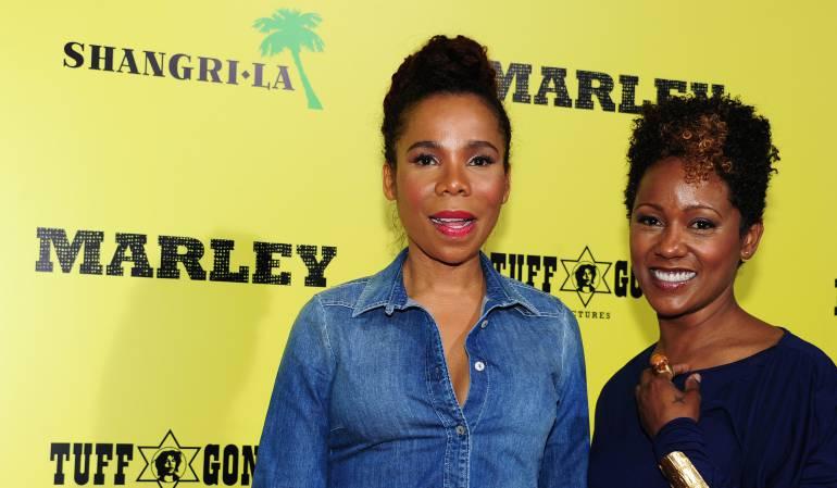 Cedella Marley: Hija de Bob Marley escribe recetas de cocina con marihuana