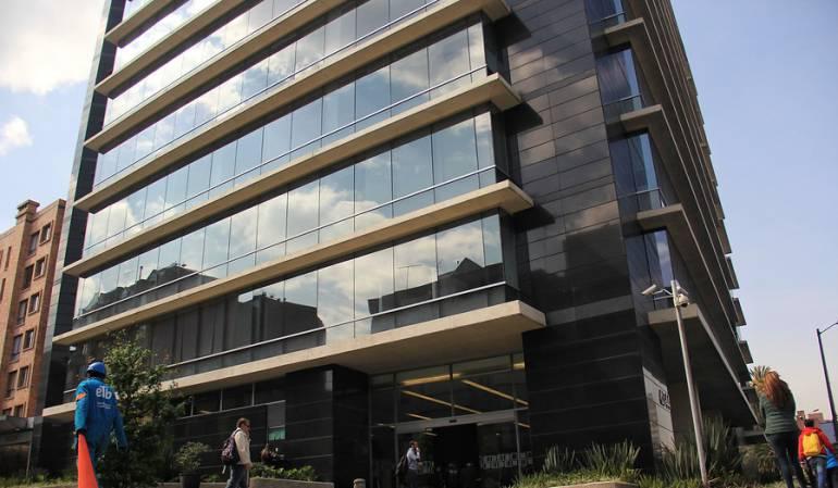 Edificio  de la JEP