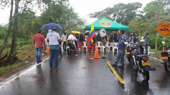 Manifestaciones estudiantes: Arauca incomunicada por protesta de estudiantes