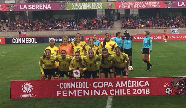 Argentina, a la fase final de la Copa América — Femenino