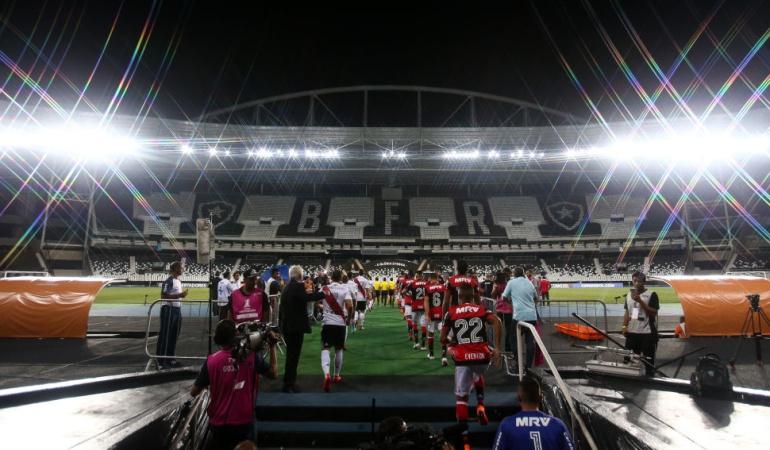Flamengo Santa Fe Copa Libertadores: Flamengo-Santa Fe se jugará en el estadio de Botafogo a puerta cerrada