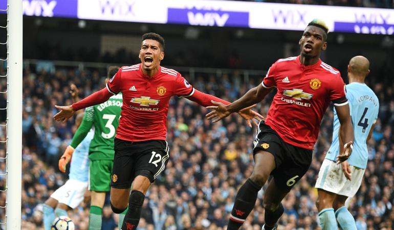 Manchester United Manchester City: Manchester United le remonta al City y plaza el título de Guardiola