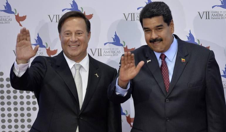 """Crisis económica Venezuela: Colombia """"rechaza"""" medidas de Venezuela contra empresas panameñas"""
