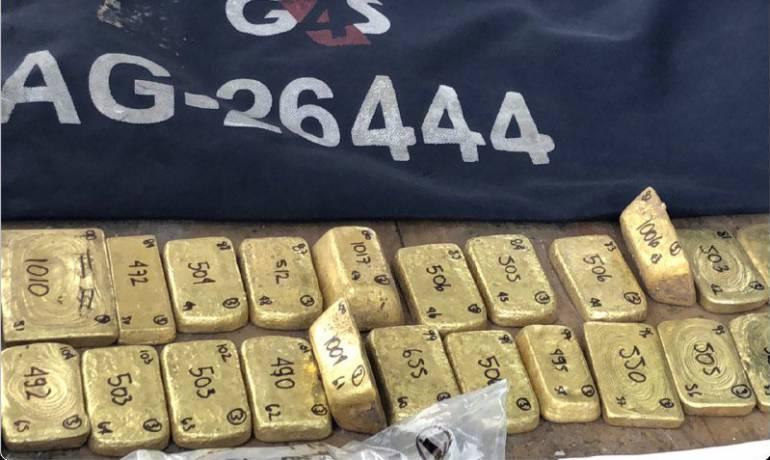 Partido Farc: FARC entrega más de 100.000 gramos de oro para reparar a víctimas conflicto