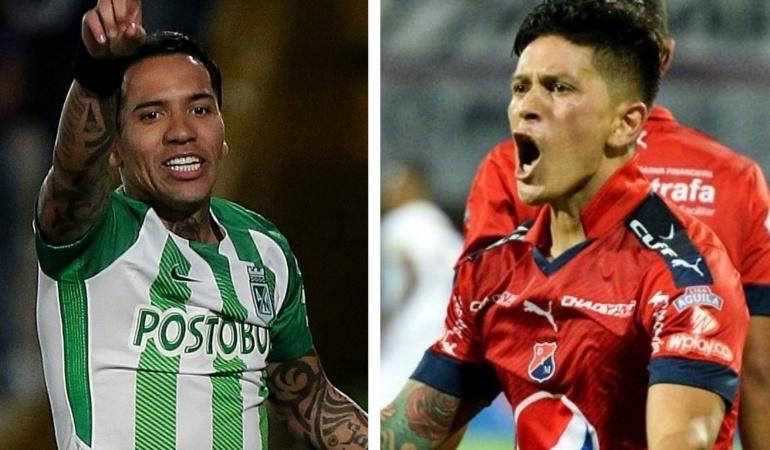 Nacional Medellín Liga Águila: Nacional y Medellín se enfrentarán en la edición 297 del clásico antioqueño