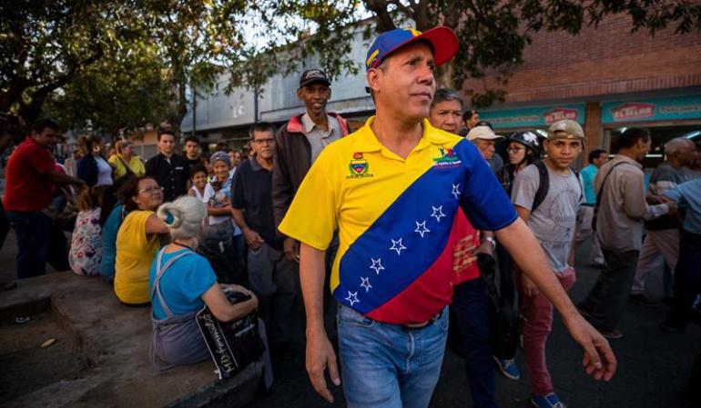 Henri Falcón aventaja a Maduro en intención de voto