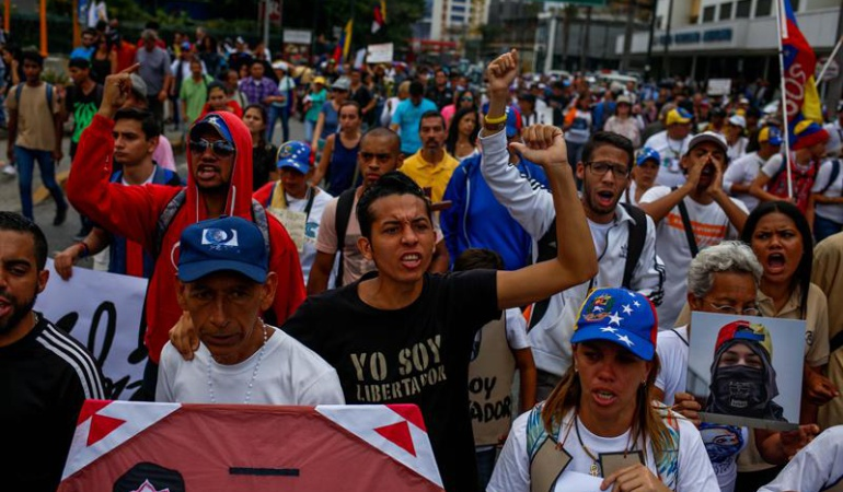Elecciones Venezuela: Crisis económica impide que se instaure clima electoral en Venezuela
