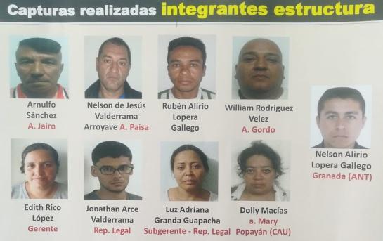 """Captuira de líder de frente urbano del ELN: Capturada alias """"Gabriela"""" presunta cabecilla del frente urbano del ELN"""