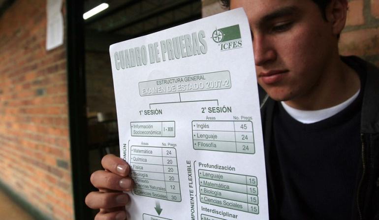 Pruebas Icfes: Avanzan las pruebas Saber 11 en 17 departamentos del país