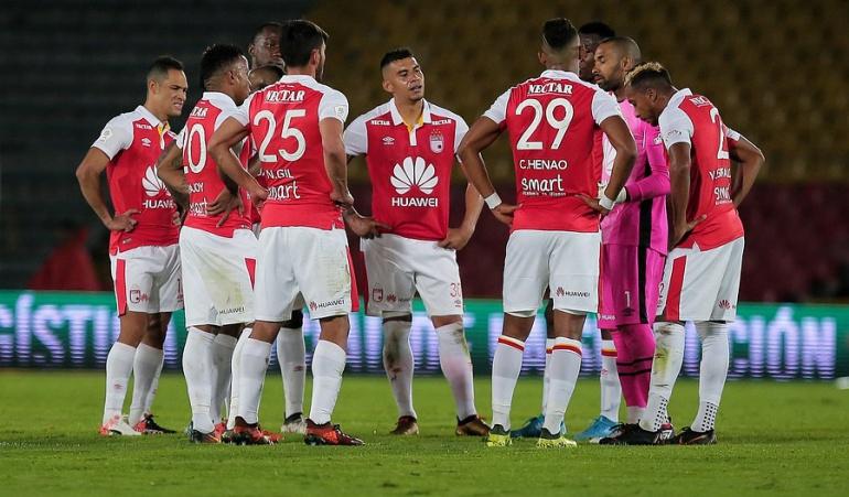 Santa Fe 0-0 Rionegro: Santa Fe no pudo con Rionegro y volvió a ceder puntos en Bogotá