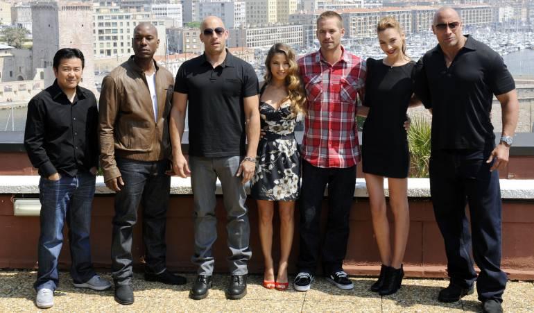 Dwayne Johnson Vin Diesel: Dos actores de 'Rápido y Furioso' discutieron y no grabarán más escenas