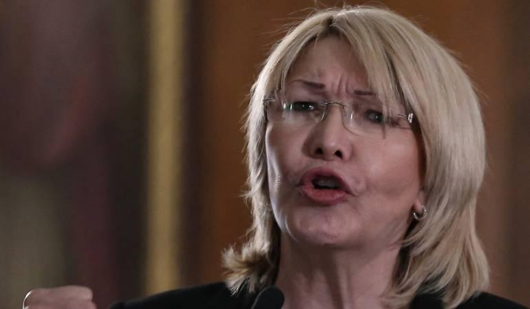 Piden investigar a Luisa Ortega por tráfico de armas y narcotráfico