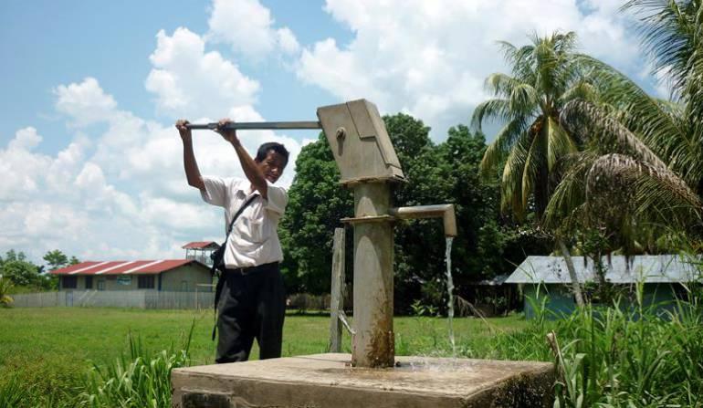Contaminación: Arsénico, manganeso y aluminio contaminan las aguas subterráneas en Amazona