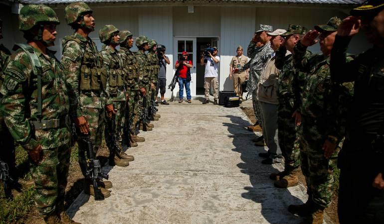 Consejo de seguridad: Consejo de seguridad se cumplió en Puerto Concordia, Meta y Mapiripán