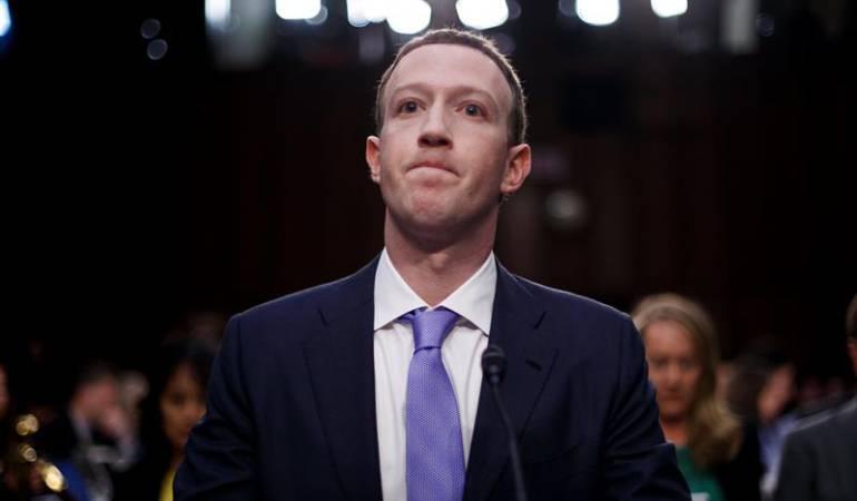 """Zuckerberg Facebook: """"No hicimos suficiente, fue mi error, lo siento"""": Zuckerberg ante Congreso"""