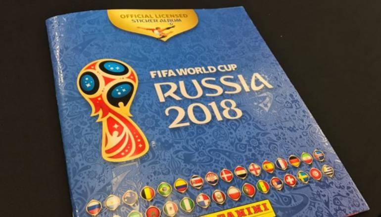 Mundial de fútbol Rusia 2018  ¿Álbum Panini  Gold Edition ... fa638e665cfb6