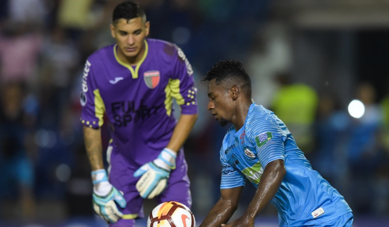 Jaguares debutó con victoria en la Copa Sudamericana