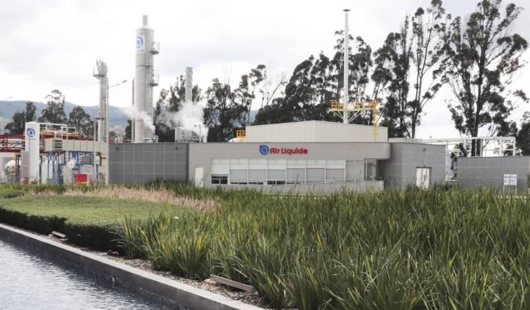 Nueva planta de Cocacola: Air Liquide y Coca-Cola FEMSA inauguran una nueva planta de energía limpia