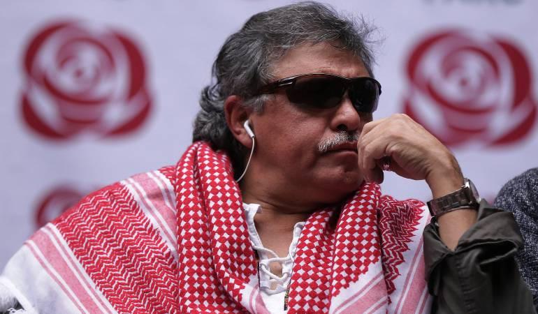 Ante la JEP, defensa de Santrich pide su libertad