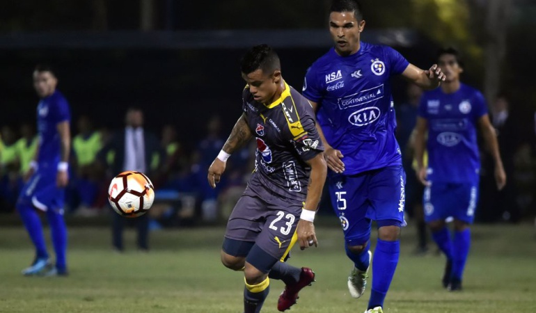 Sol de América Medellín Copa Sudamericana: Sol de América sorprende a Medellín y toma ventaja en la Copa Sudamericana