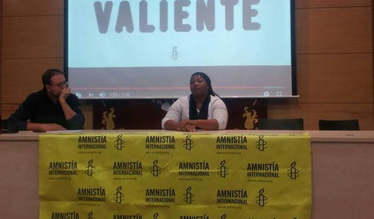 Líder social: Colombiana asesinada en España era reconocida activista