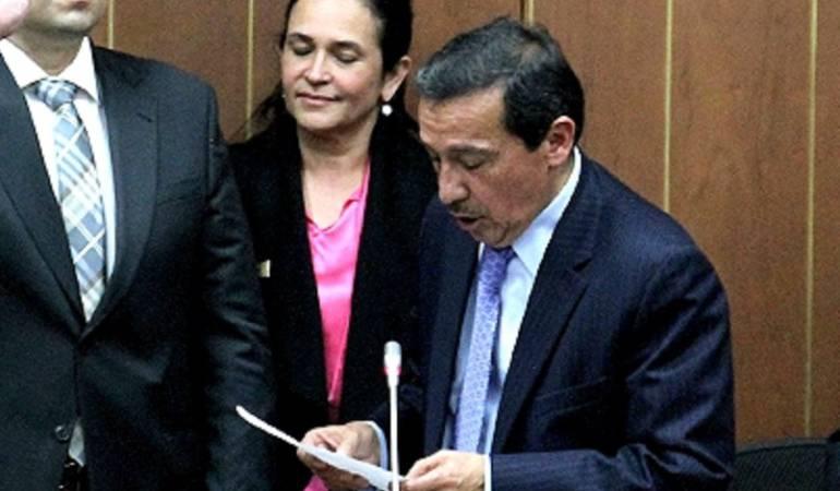 Muere el senador Fernando Tamayo