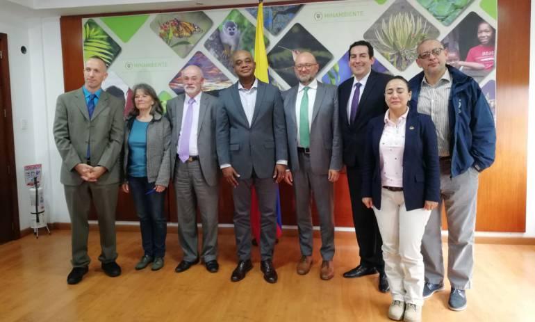 Derrame de petróleo: Llegaron los expertos de la ONU que evaluarán impacto ambiental en Lizama