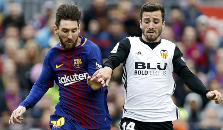 Barcelona Valencia Liga de España: Barcelona vence a Valencia y logra récord de 39 partidos sin perder en Liga