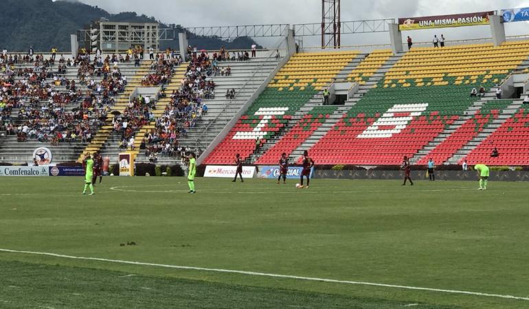 fecha 15 Liga Águila: Fecha 15: Deportivo Pasto venció a Envigado y Alianza empató con Medellín