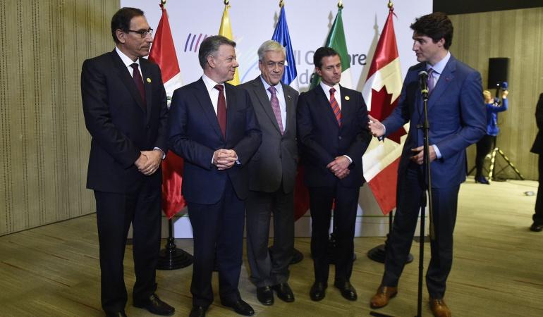 Presidentes Cumbre de las Américas: Jefes de Estado hacen llamado para evitar violencia escalada en Siria
