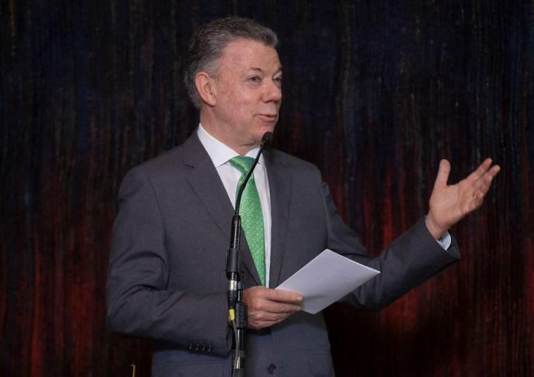 Cumbre de las Américas: Santos pone a Colombia como ejemplo de transparencia en obras públicas